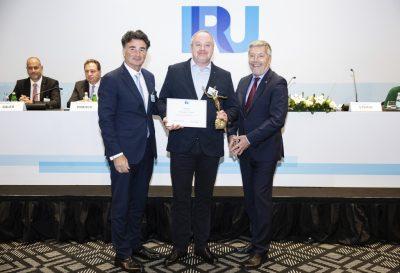 Победитель конкурса IRU 2018